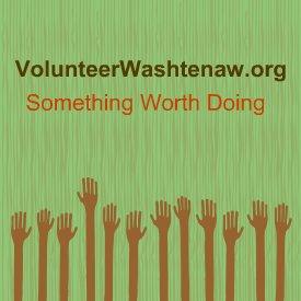 Volunteeer Washtenaw Logo