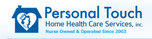 Personal Touch Home Health Care Logo