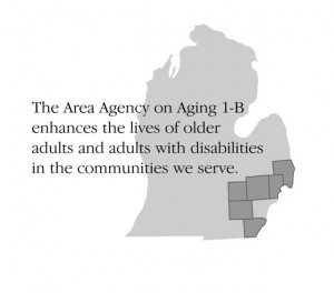 The Area Agency on Aging 1-B enhances the lives of older adults and adults with disabilities in the communities we serve.
