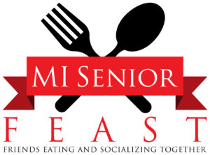 MI Senior FEAST logo