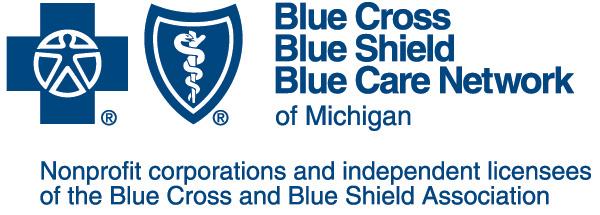 Blue Cross Blue Shield of Michigan Logo